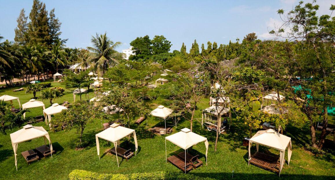 Pinnacle Grand Jomtien Resort Amp Spa Bangkok Tajlandia
