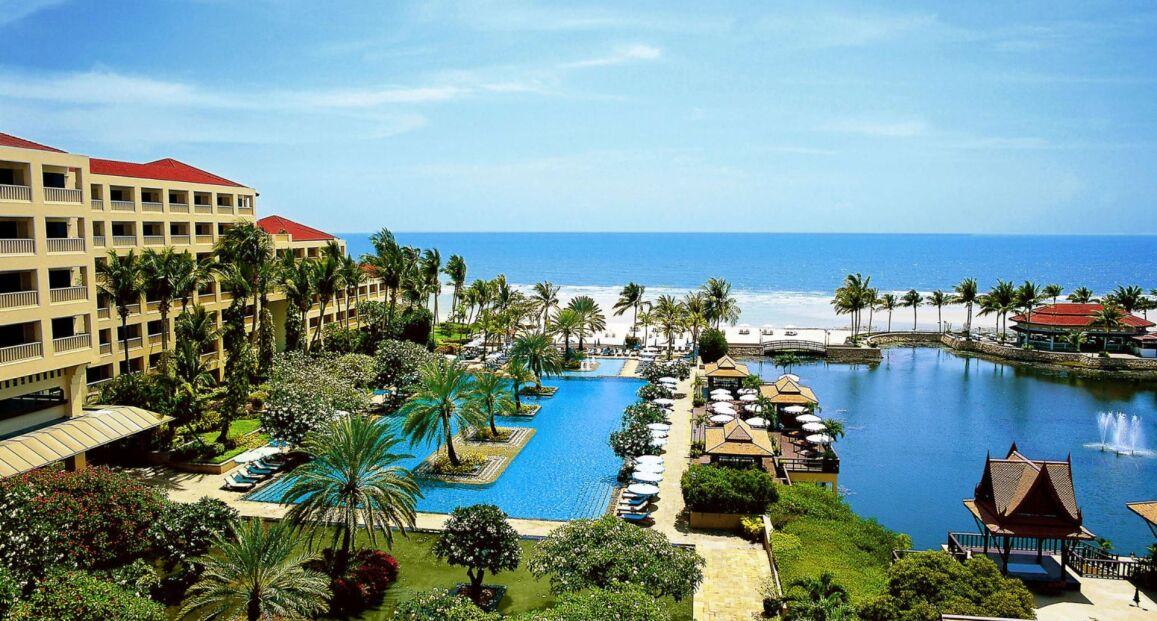 Hotel Dusit Thani Hua Hin Bangkok Tajlandia Opis