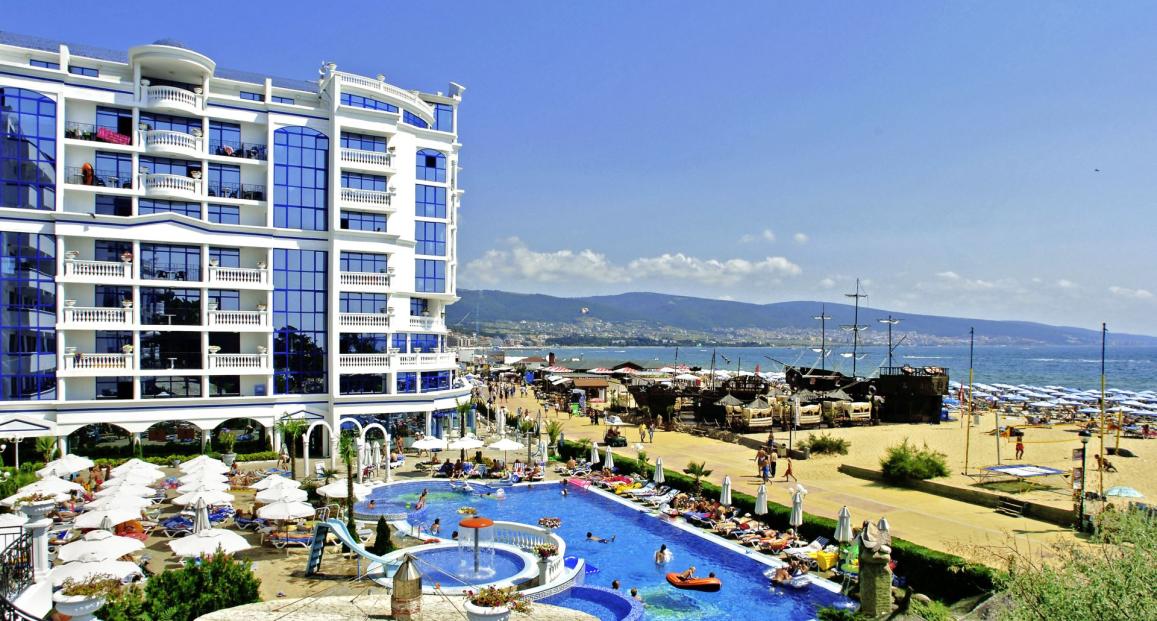 Chaika Beach - Riwiera Bułgarska - Bułgaria
