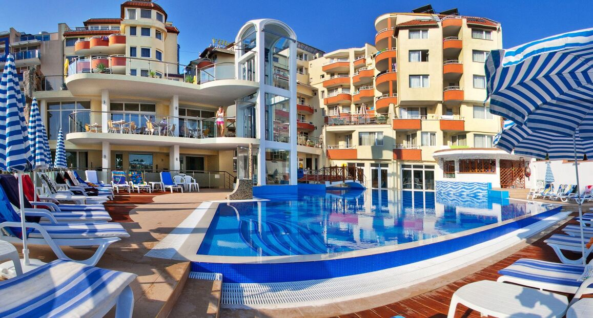 Rezydencja Villa List - Riwiera Bułgarska - Bułgaria