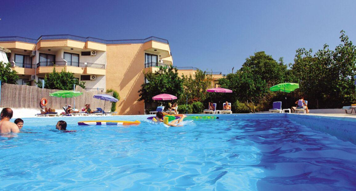 Alkionis Hotel - Korfu - Grecja