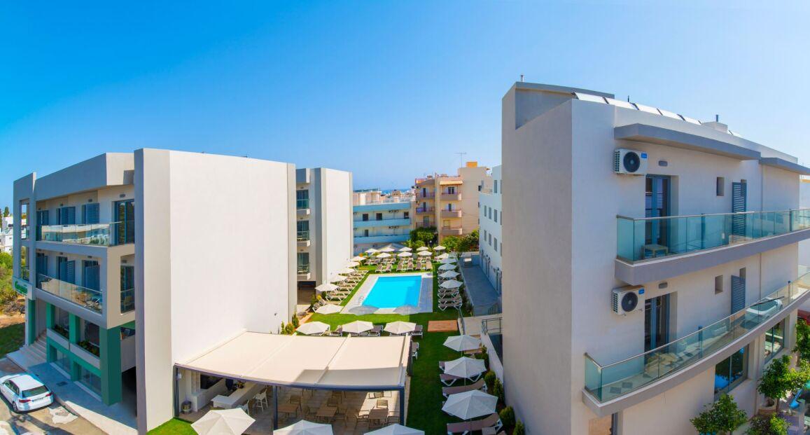 City Green Hotel - Kreta - Grecja
