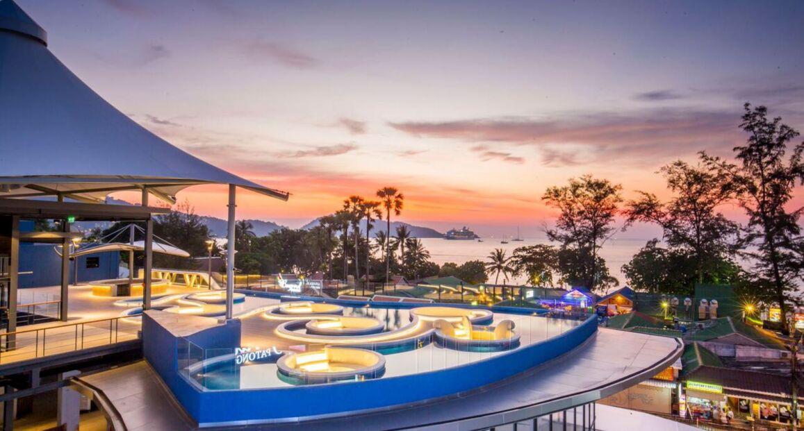 Beyond Hotel at Patong - Wyspa Phuket - Tajlandia