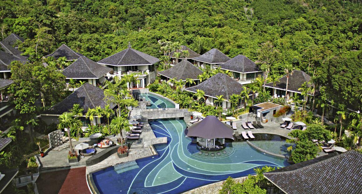 Mandarava Resort & Spa - Wyspa Phuket - Tajlandia