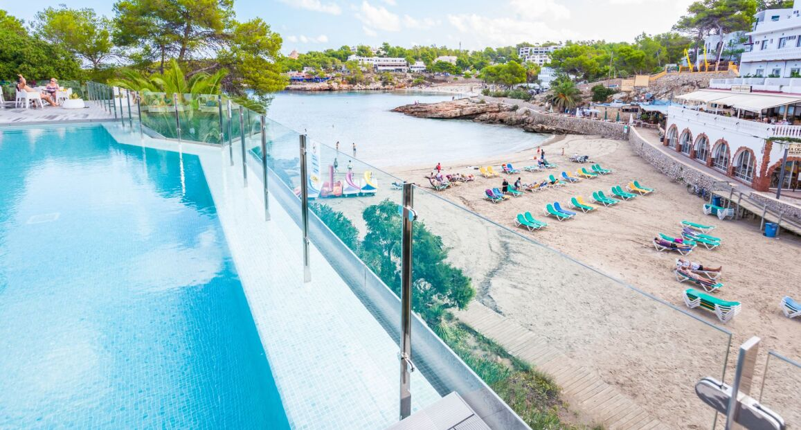 Tui Sensimar Ibiza Beach Resort Ibiza Hiszpania Opis
