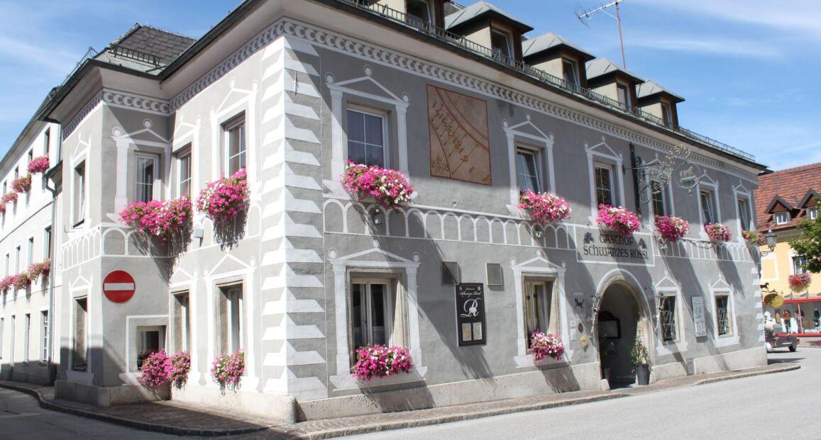Hotel Restaurant Das Rössl - Górna Austria - Austria