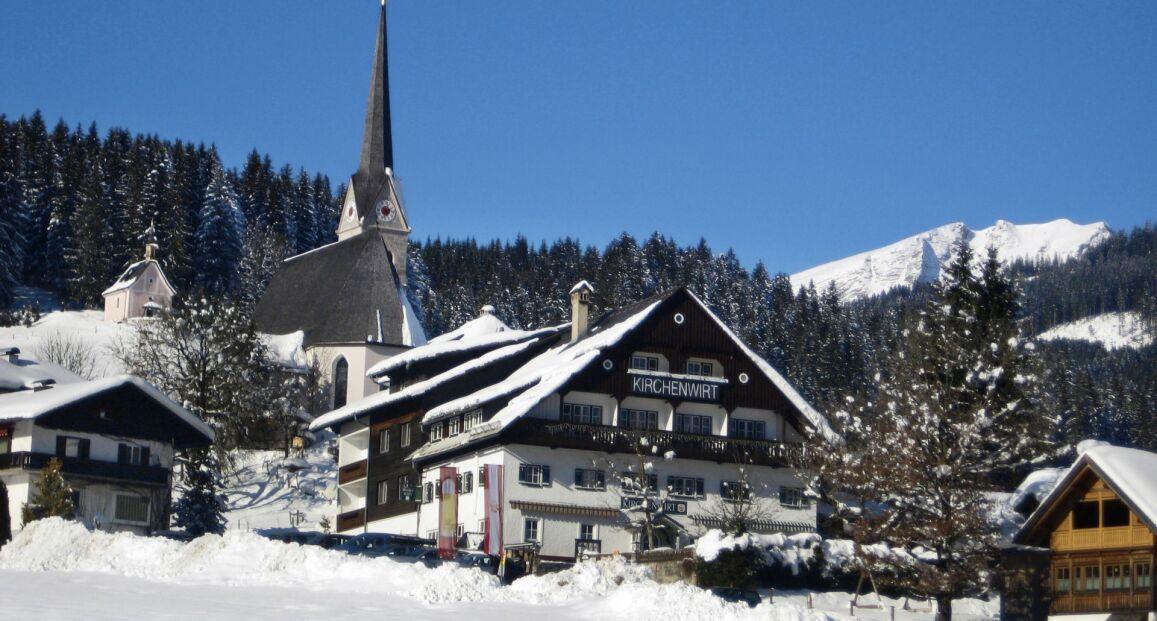 Gasthof Kirchenwirt - Dachstein West - Górna Austria - Austria