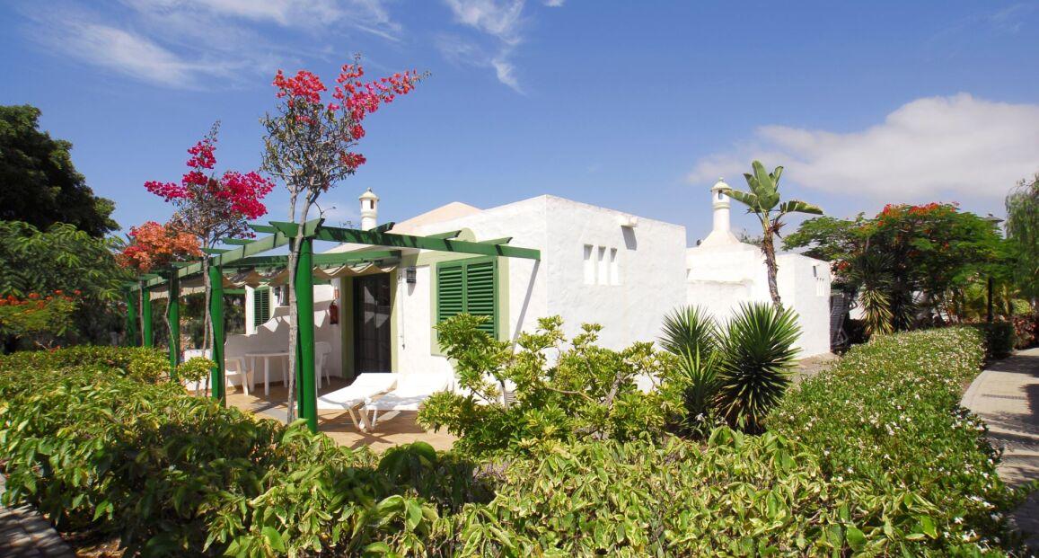 Bungalows cordial sandy golf gran canaria wyspy for Bungalows jardin del sol gran canaria
