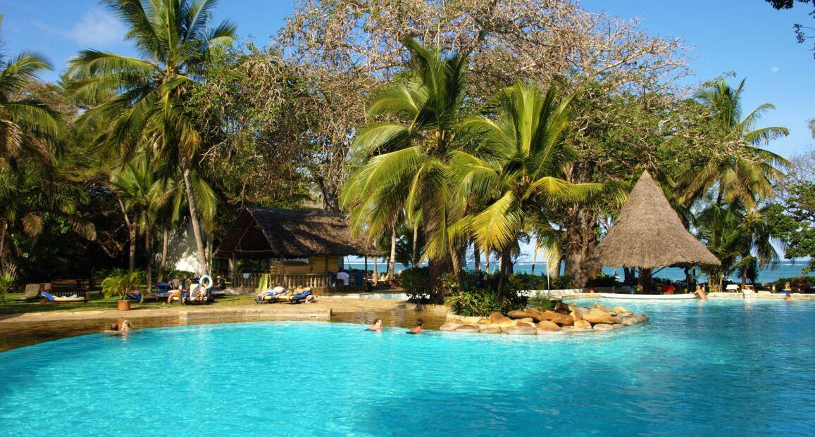 Pakiet Papillon Lagoon + Ngutuni Safari (10) - Kenia