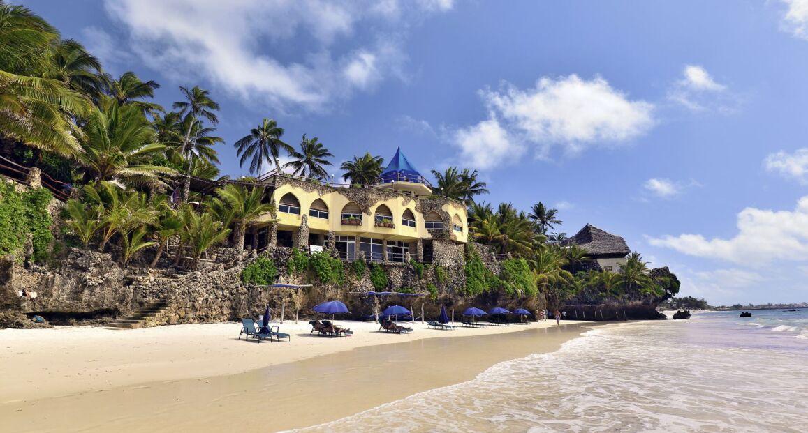 Bahari Beach Hotel - Kenia