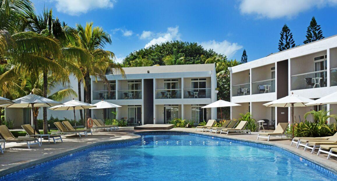 Villas mon plaisir pointe aux piments mauritius opis for Appart hotel plaisir