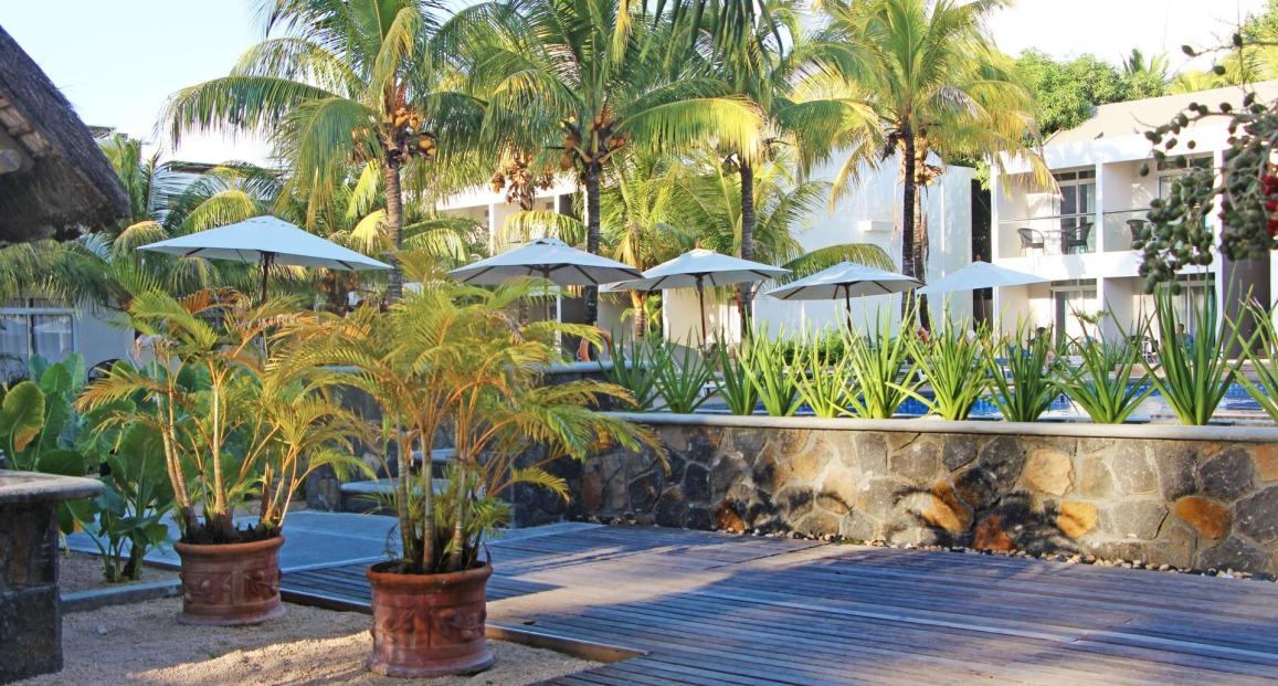Villas Mon Plaisir Pointe Aux Piments Mauritius Opis