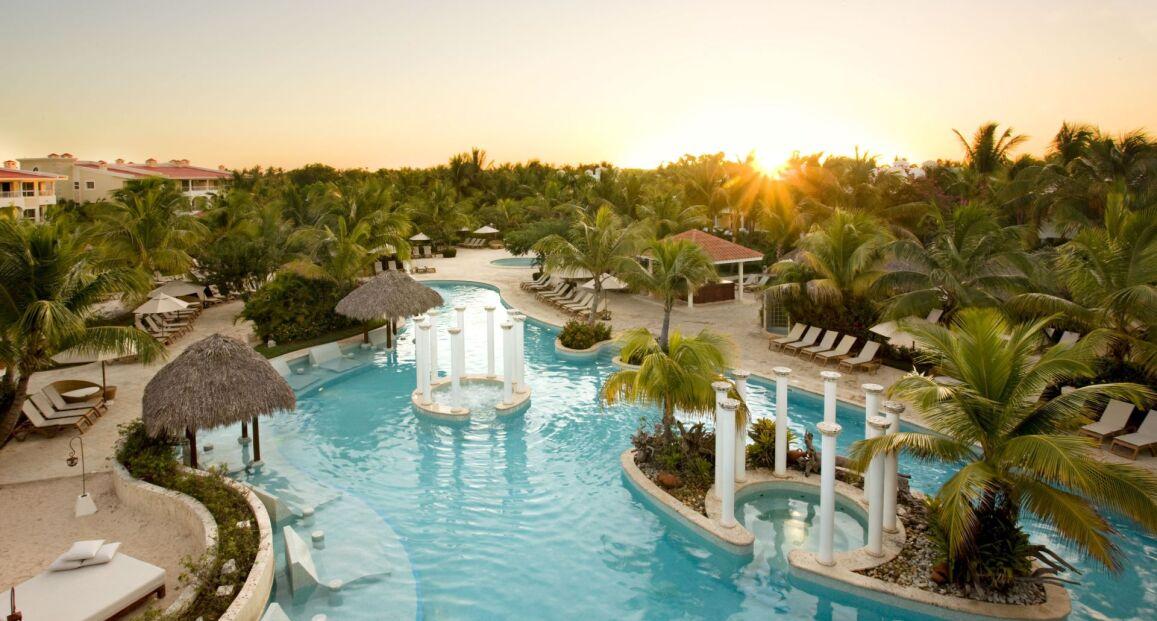 Melia Caribe Beach Resort - Punta Cana - Dominikana