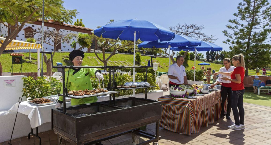 Aparthotel tropical park teneryfa wyspy kanaryjskie for Aparthotel jardin tropical