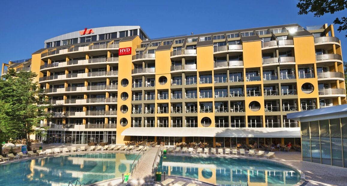 HVD Viva Club Hotel - Riwiera Bułgarska - Bułgaria