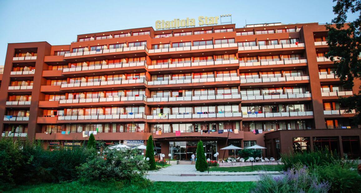 Gladiola Star - Riwiera Bułgarska - Bułgaria