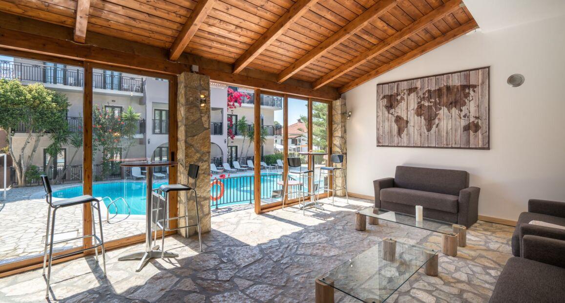 Arion Resort Zakynthos Grecja Opis Hotelu Opinie